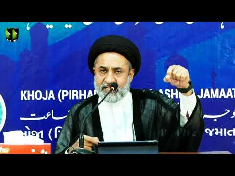 [Lecture] Topic: Wahdat -e - Ummat , Zahoor -e- Imam Ka Paish Khema    H.I Muhammad Haider Naqvi   Urdu