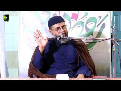 [2] Ramzaan Or Emaan   Moulana Ali Naqvi Hashmi   Mah-e-Ramzaan 1442   Urdu