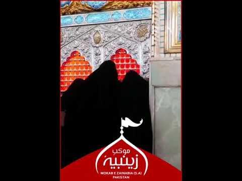 WhatsApp Status [1]   Arbaeen Yaani Tahreeke Zainabi Ka Waris Banna - Urdu