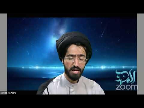 Live Online ZOOM Dars   Public Live Questions With Alim Ali Raza Kazmi son of Jan ali Kazmi   Urdu