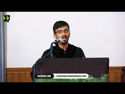 [Salam] Youm-e-Hussain (as) 1443   Muslim Mehdavi   Dawood University Karachi   Urdu