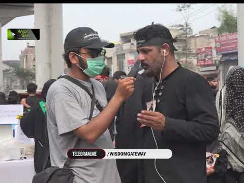 [Moakkab] Infijaar e Noor | Arbaeen e Hussaini - Khaima e Qurani - LHR-1443/2021 - Urdu