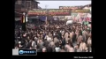 Ashura in Occupied Kashmir Occupation Forces Attack Commemorators - English