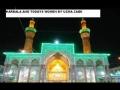[AUDIO] Women Majlis - Karbala and Role of Women by Uzma Zaidi day 2 - Urdu