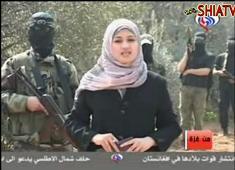 Moqawamat Al Gaza - Palestinian Resistance against Israeili Occupation -Arabic