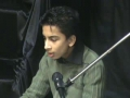 [Noha] Pass Zainab key Bacha kiya hey Jo Gher ley Jaey - Urdu