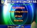 Muslim Congress Projects - Career Portal & Career Planner - English