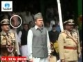 [SHOE INTIFADA CONTINUES] Latest target Omar Abdullah on Indian Day Parade - 15Aug2010 - All Langauges