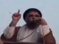 Al-Quds Universal Day in Lahore Pakistan + H.I. Sayyed Jawad Naqvi Speech - Part 3 - 03 SEP 2010 - Urdu