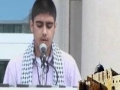 Al-Quds International Day in Dearborn, MI USA - Quran Recitation - 03 SEP 2010 - English