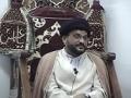 6 Advices for Imam Ali as from Prophet Muhammad saw - Maulana Adeel Raza Oct 29 2010 - Urdu