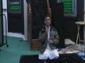 Salam by Syed Ali from Ahle Sunnah on Sahadat of Imam Zain ul Abideen - 1-2-11 Momin -  Urdu