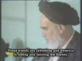 Imam Khomeini about Occupied Palestine - [Persian sub English]