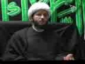 Role Of Lady Zaynab [as] After Karbala - Sh. Hamza Sodagar | Lecture 10 Arbaeen 1431 (2010) [HD] - English