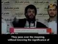 Nasrallah: Labbayka Ya Husayn - Arabic sub English