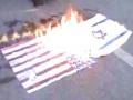 ISO Talibaat demonstration in support of uprising in Middle East - Urdu