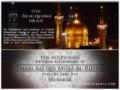 Golden words by Imam Ali RaZa (As) - 4 - Urdu