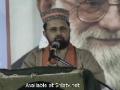 Speech Aalijanab Qaiser Azeez (22nd Death anniversary program of Imam Khomaini Karachi) 04 June 2011- Urdu