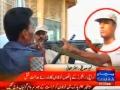 **VIEW DISCRETION SHOCKING VIDEO** - Rangers killing an unarmed youth in karachi - 08May2011 - Urdu