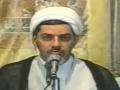 Speech H.I. Rafi Spiritual Disease -  بیماریهای روحانی - Part2 - Farsi