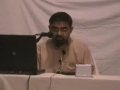 Day 1 - Seminar on Seerate Imam Ali A.S - H.I. Syed Ali Murtaza Zaidi - Nov 2005 - Urdu