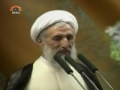 Tehran Friday Prayers 01 July 2011 - حجت السلام صدیقی - Urdu