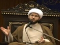 Reviving the Soul - Lecture 4 | Sheikh Hamza Sodagar - Shahr Ramadhan 1430 - English