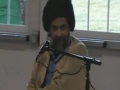 [H.I. Abbas Ayleya] Speech at 1st Annual MC Quad State Family Camp - English
