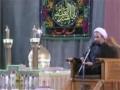 سخنراني شب دوم محرم H.I. Panahiyan Speech - 2nd Muharram 1431 - Farsi