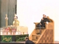 سخنراني شب ششم محرم H.I. Panahiyan Speech - 6th Muharram 1433 / 1390 - Farsi