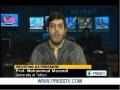 US waging a WAR on IRAN - Professor Mohammad Marandi - Jan 2012 - English