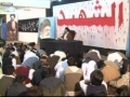 Parachinar - Alam-e-Moqawamat - Speech By Ustad Syed Jawad Naqavi -23rdFeb2012- Urdu