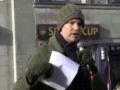 [NO WAR ON IRAN] - Kamal Reilly - Org. Israeli Apartheid Week - Rally in Toronto 04 Mar 2012 - English