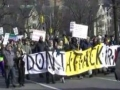 [NO WAR ON IRAN] Rally in Toronto from US to Israeli Consulate - 04 Mar 2012 - All Languages