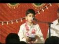 Mein Hussain Hoon by Syed Hamza Ali Naqvi - Urdu