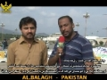 Br. Nasir Shirazi about Gilgit Situation & Dharna outside Parliament House, Islamabad - 09 April 12 - Urdu