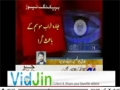 Bhoja B 4 213 Air Plane Crash Chaklala, Rawalpindi 127 people Killed 20 April 2012 - Urdu