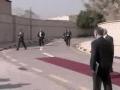 Mahmoud Ahmadinejad arrives in Baghdad - March 2008 - English