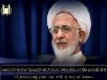 [MC 2012] Ayatullah Jawadi Amuli - Special Message for 8th Annual Conference - Farsi sub English