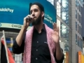 [AL-QUDS 2012] Times Square, New York USA : Cyrus McGoldrick, CAIR - 17 August 2012 - English