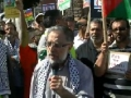 [AL-QUDS 2012] Toronto, Canada : Speech by Imam Zafar Bangash, Islamic Society of York Region - English