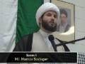 [AL-QUDS 2012] Dearborn, MI USA : Speech by H.I. Hamza Sodagar - 17 August 2012 - English