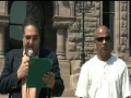 A statement by Libral MP Jim karygiannis - Toronto Protest for Rohingya Muslims - 25AUG2012 - English