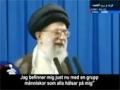 Imam Khamenei(HA) om Imam Alis (A) martyrskap - Persian Sub Swedish