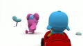 Kids Cartoon - Pocoyo - The Great Race - English
