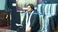 [Marsiya] Qafla Le Jata Raha - Br. Yasir Ali - Urdu