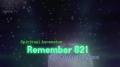 Words of Wisdom - Remember 821: The Night Prayers - English