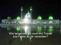 Beeile dich, Meister! - Al Ajal Mowla - Nasheed - Persian Sub German