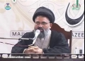 *MUST WATCH* Takreem-o-Tazeem-e-Shohada (Sargodha) Ustad Syed Jawad Naqavi - Urdu