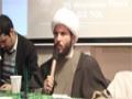 Reviving Spirituality - Q&A Session - Sheikh Hamza Sodagar - English